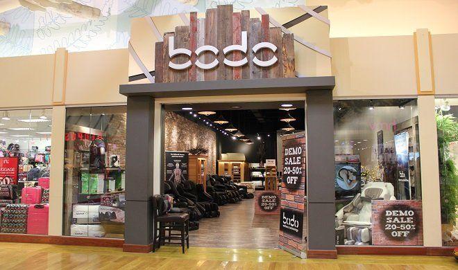 Shopping - Boutiques - BODO Wellness Technology | CrossIron Mills