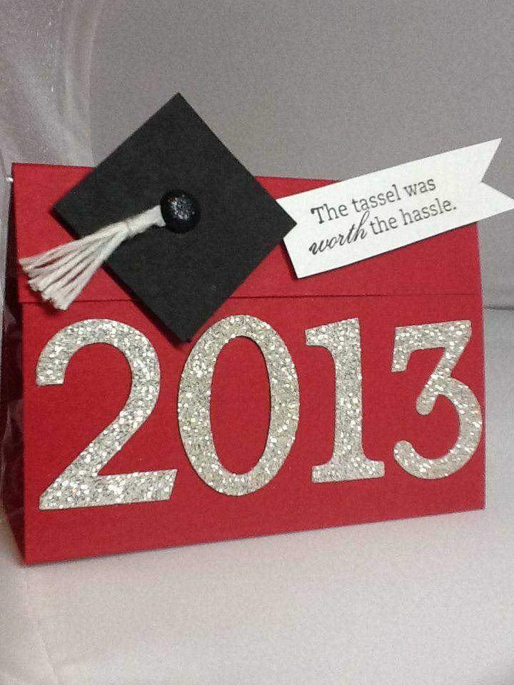 Graduation party favor.