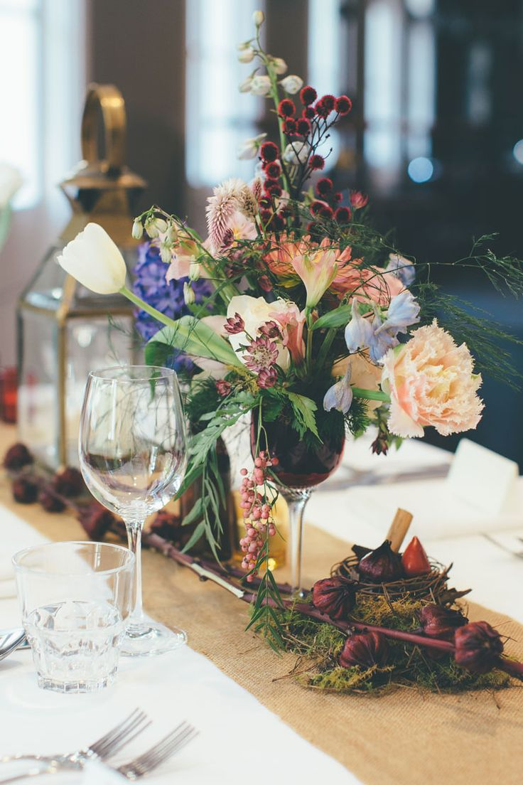 a bohemian luxe wedding wedding reception ideasreception tablewedding