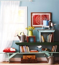 Shelving awesome