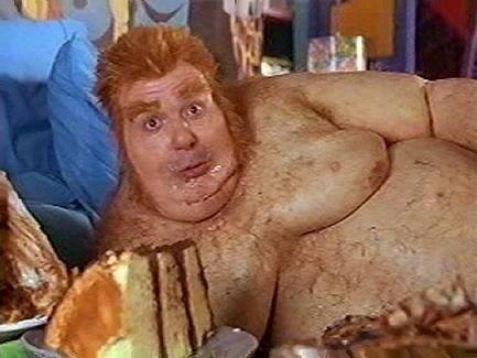 "Fat Bastard from ""Austin Powers: The Spy Who Shagged Me"""