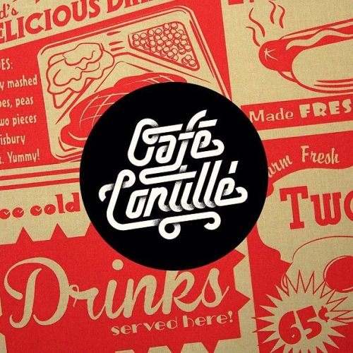 Melbourne Cafe Cortille' by Kameo