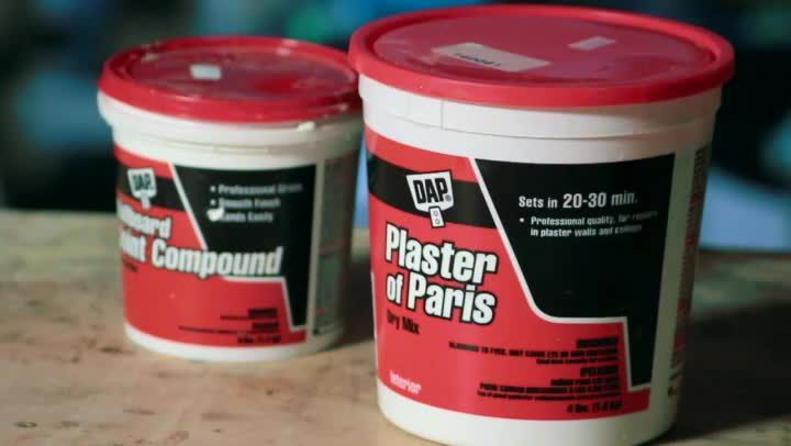 Video: What Is the Difference Between Plaster of Paris