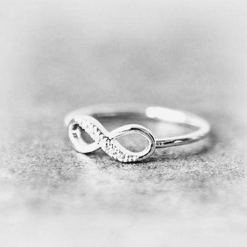Black Promise Rings Girlfriend