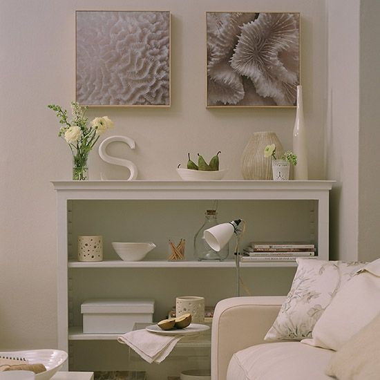 Living Room In Subtle Neutrals