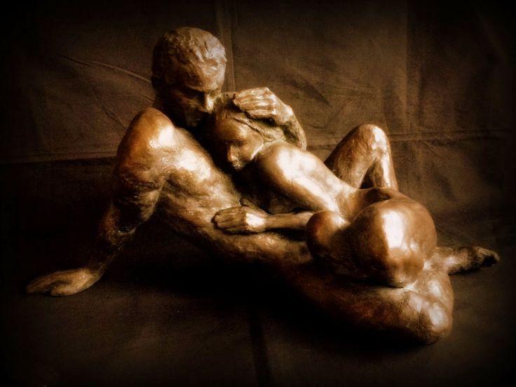 Laila Bell ~ Figurative sculptor | Tutt'Art@ | Pittura * Scultura * Poesia * Musica |