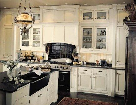 Best 25 farm sink kitchen ideas on pinterest farmhouse for Andre julien kitchen cabinets