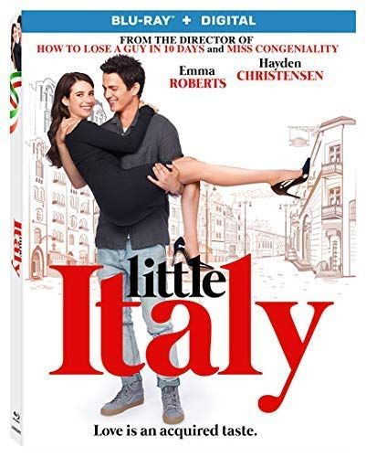 LittleItaly (2018) #BluRay #BluRayMIXTV Little Italy DVD and