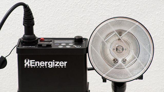 Review del flash autónomo Godox Xenergizer ES600P