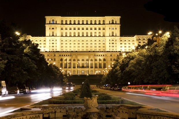 The People's Palace in Bucharest - Top 5 Places to Visit in Romania