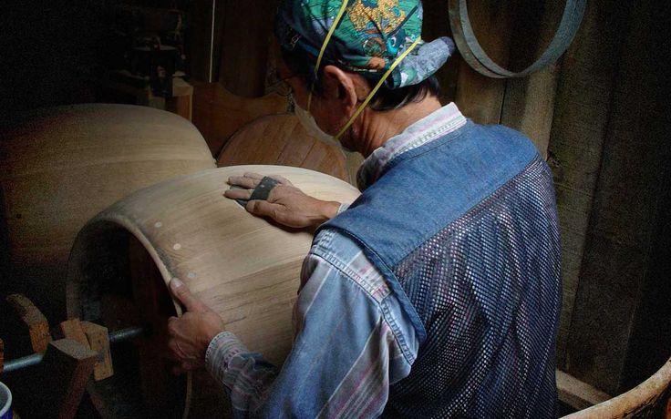 Kato Taiko drum