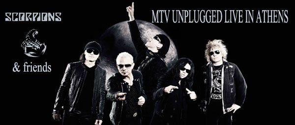 Οι Scorpions μιλούν για τις νέες συναυλίες τους στην Αθήνα ~ ΤΡΕΛΟ ΓΑΙΔΟΥΡΙ