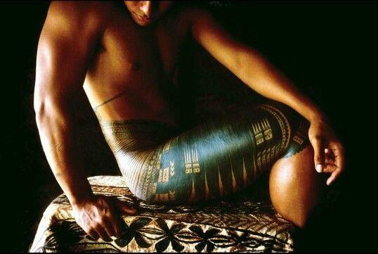 Tattoos Mythology Hawaiian