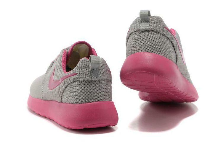 chaussures nike roshe run id femme gris peachblow peachblow logo www.larosherun.com.jpg - Download at 4shared