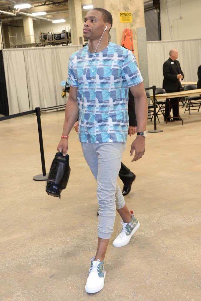 Barneys Taps Russell Westbrook for Collaboration