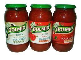Dolmio - Smart cuts