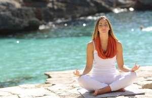 A meditação é um excelente treino para a mente e ajuda a acalmar o ruído em noss... - Foto: Thinkstock