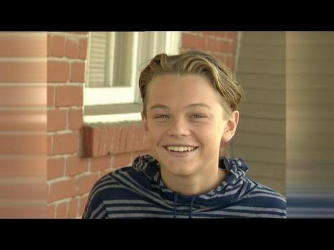 16-Year-Old Leonardo DiCaprio FIRST Interview! @robertoo456 ohhhhh boyyyy.