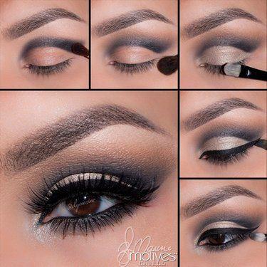 Bling Cut Crease Pictorial