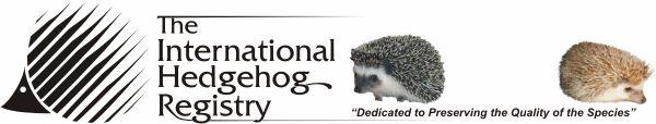 Hedgehog Breeders and Herd Initials | The International Hedgehog Registry