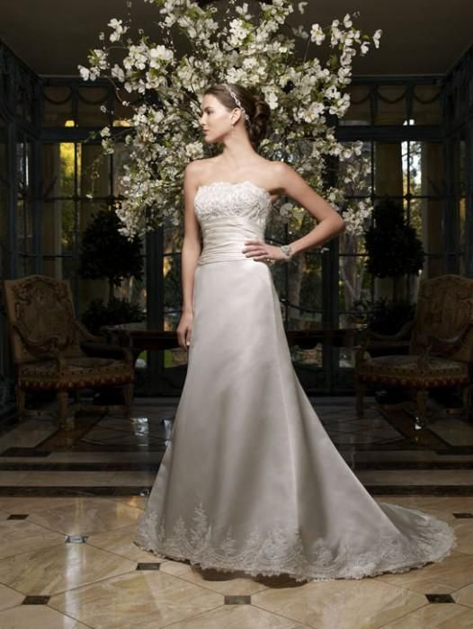 Cute Shop Nikki us Glitz and Glam Boutique for the best selection of of designer wedding gowns in