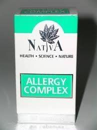 Nativa Allergy Complex Capsules R75.90