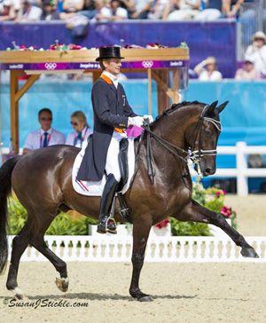 Dressage stars flock to rich Florida event - News - Horsetalk.co.nz