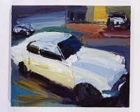 Ben Quilty   Elwood Torana No.7 2003  Oil on canvas  120 x 140 com  http://www.benquilty.com