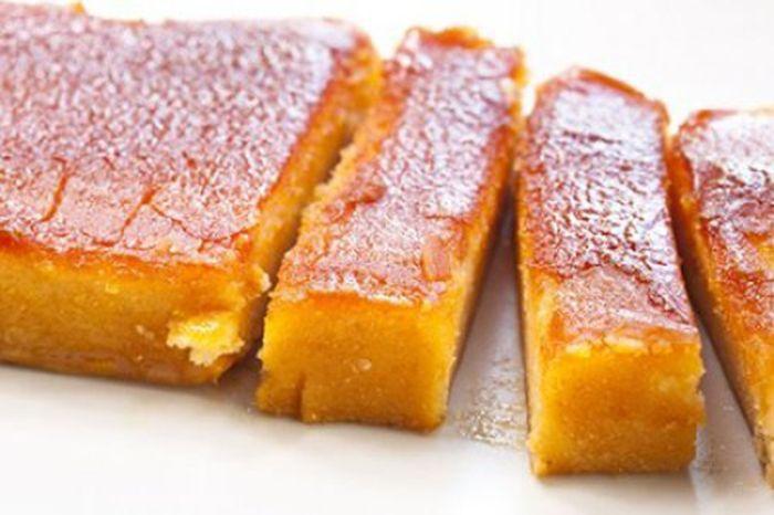 Turron de Yema Te enseñamos a cocinar recetas fáciles cómo la receta de Turron de Yema y muchas otras recetas de cocina..