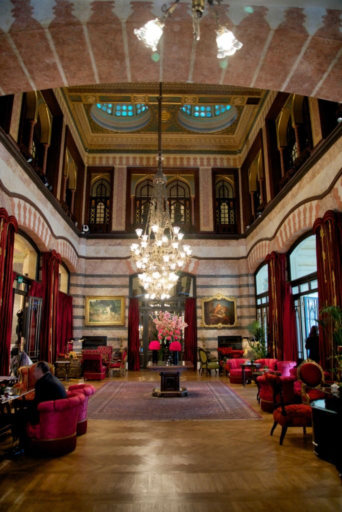 Things to do in Istanbul – Visit the Pera Palace Hotel. Agatha Christie reportedly wrote Murder on the Orient Express during her stay here, and the hotel's restaurant is named for her. http://mikestravelguide.com/things-to-do-in-istanbul-visit-the-pera-palace-hotel/