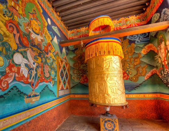 Feel the cultural heritage of Bhutan. With land full of mystery, intrigue and spirituality this cultural tour has all the essence of Bhutan. #bhutantravel #traveltothimphu #culturaltour
