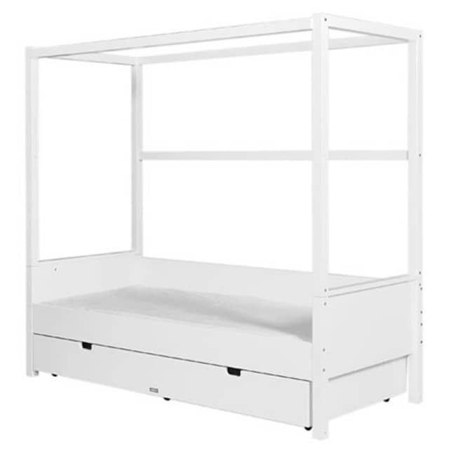 himmelbett kinder. Black Bedroom Furniture Sets. Home Design Ideas