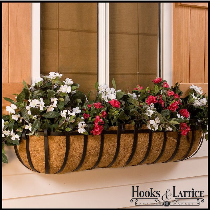 129 Best Window Boxes Images On Pinterest