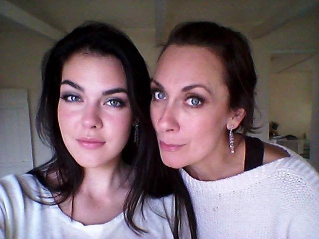 #mother#daughter#celebration#blueeyes#love#friendship#happines#polish