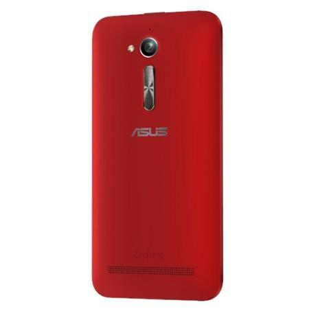 Asus ZenFone Go ZB500KL 4G 16 Гб Красный  — 8940 руб. —  Смартфон Asus ZenFone Go (ZB500KL) – удобный аппарат для ежедневного использования. Процессор Snapdragon и оперативная память размером в 2 Гб позволяют без труда работать в многозадачном режиме, поддержка сетей 4G даст возможность оценить все преимущества быстрого интернета, а отличный яркий экран и удобная пользовательская оболочка сделают использование устройства комфортным. Смартфон имеет две камеры – тыловую 13 Мп c диафрагмой f…