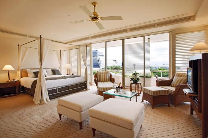 Reef Hotel Casino, Cairns, Australia Presidential suite  memories of our honeymoon. <3