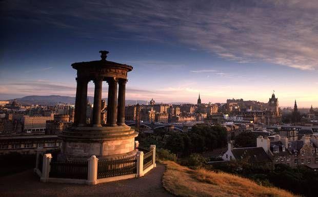Edinburgh city break guide - Telegraph