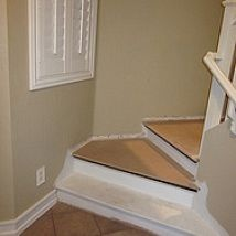 Best Removing Carpet From Stairs And Painting Them 191558 400 x 300