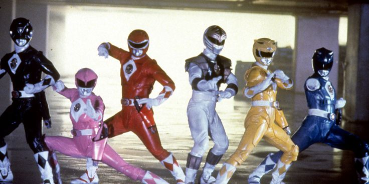 power rangers movie 2016 reboot - Google Search