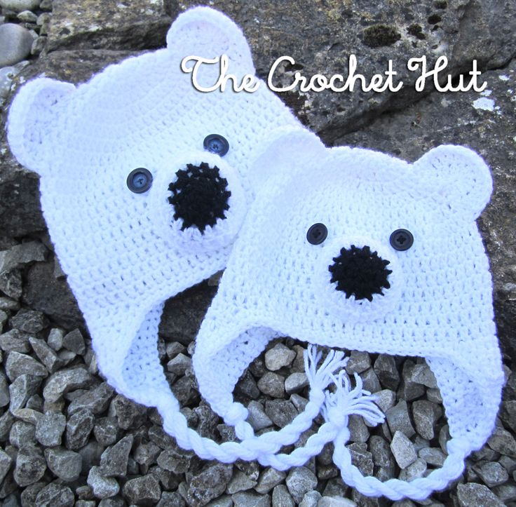You won't feel chilly this winter with this little fellow. Here is the free pattern..... Please note that all terms used are English. Sizes Small, medium and large Materials DK weight wool in whit...