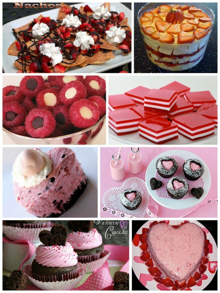 16 Heart Shaped Foods for Valentine's Day Breakfast, Dinner and Dessert