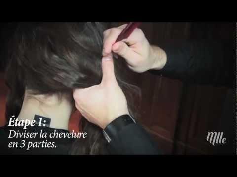 Transformer une coiffure de jour en coiffure de soirée | Mlle.ca