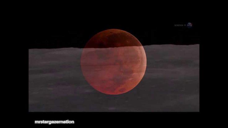 Multiple Lunar Eclipses - April 15th - U.S TO NZ -