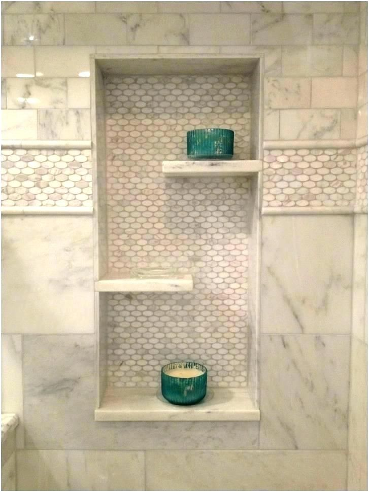 Recessed Shower Shelf Insert Shower Shelf Ideas Tile