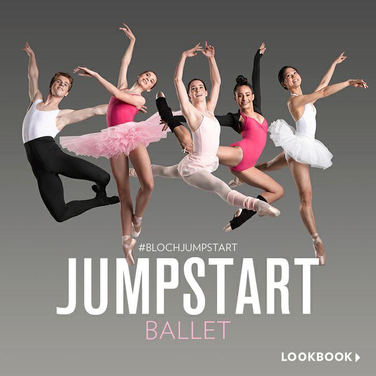 JumpStart Ballet