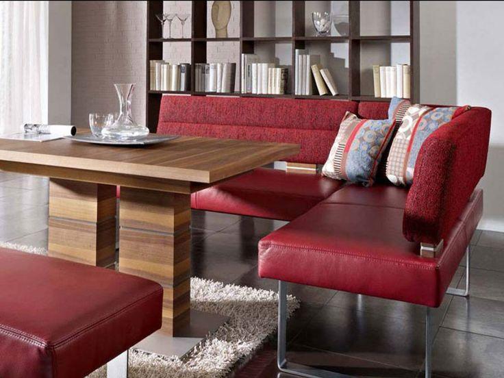 die besten 17 ideen zu eckbank leder auf pinterest sitzbank esszimmer k chen. Black Bedroom Furniture Sets. Home Design Ideas