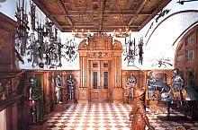 Peles kastély, Fegyverterem, Fotó: Ion Voicu