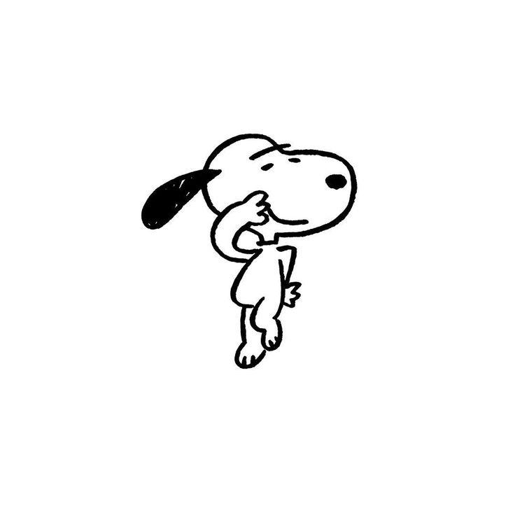 Instagram @kaerusensei • Snoopy. #charliebrown #snoopy #yunagaba #kaerusensei