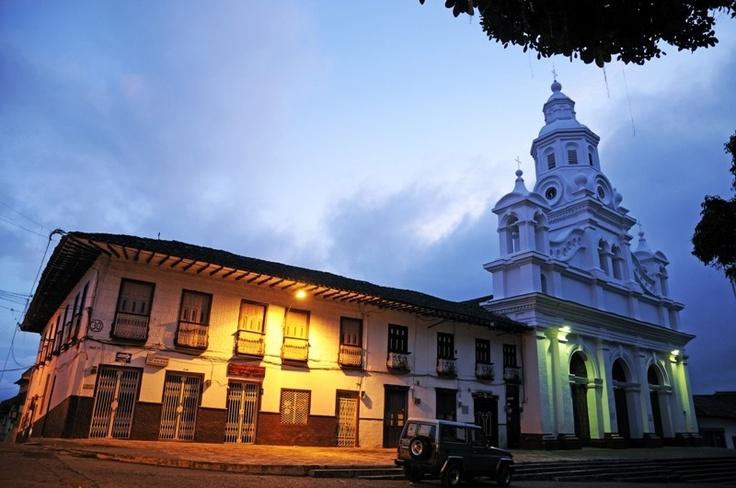 Colombia - Salamina, Caldas.