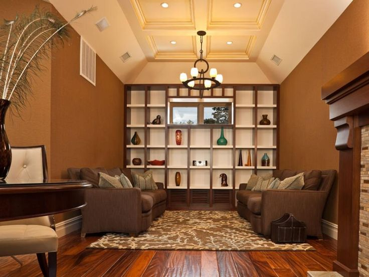 The decorating experts at HGTV.com share simple ways to decorate with warm autumn colors in your home.